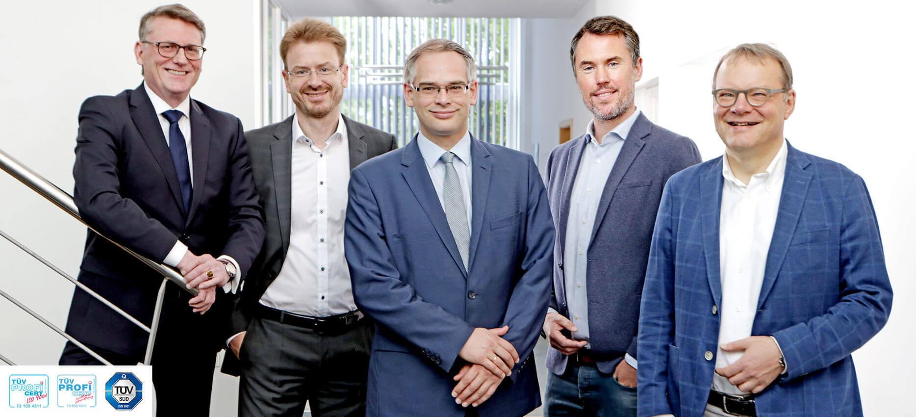 Team von Hausherr Steuerwald